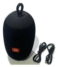Caixa De Som Bluetooth Com Tws Usb Sd Rádio Fm E Mic Barato