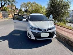 Yaris Sedan XLS Auto COMPLETO