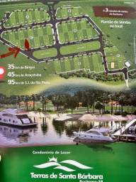 Título do anúncio: Terreno em condomínio beira rio ( Buritama-sp)