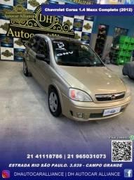 Título do anúncio: Chevrolet Corsa 1.4 Maxx Completo c/Gnv 2012