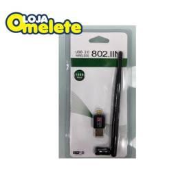 Título do anúncio: USB 2.0 wireless 802.inn alta velocidade