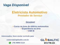 Eletricista Automotivo  Prestador de Serviço