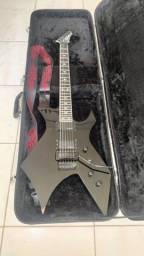 Título do anúncio: Guitarra BC Rich Warlock Captação Ativa