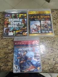 GTA, God Of War e Uncharted