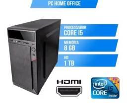 Computador i5 8 gb hd 1tb Next desktop PRODUTO NOVO