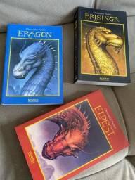 Título do anúncio: Coleção Eragon