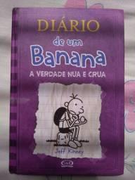 O Diário de um Banana - A verdade nua e crua (CAPA DURA)