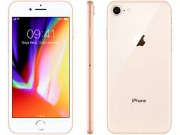 Título do anúncio: iPhone 8 64Gb Vitrine Nota Fiscal Garantia