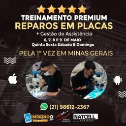 Curso Reparos em Placas iPhone e Android - Minas Gerais