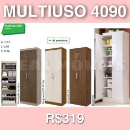 Armário multiuso 4090 armário multiuso multiuso multiuso 0102929