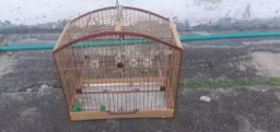 Título do anúncio: Gaiola de passarinho