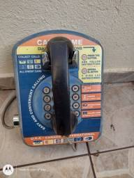 Telefone Orelhão p decoração