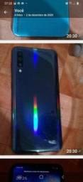Título do anúncio: A50 128GB Samsung vt