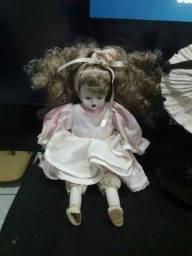 boneca antigas em porcelana