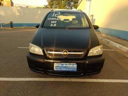 Título do anúncio: Zafira 2012 2.0 gnv 7 lugares automático 34900 financio troco