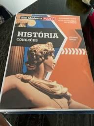 Título do anúncio: Livro História conexões
