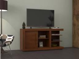 Rack Egeu pra tv de até 42 polegadas, montagem grátis, super promoção