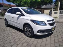 GM Onix 1.4 8v Ltz 2015 Completo Automatico