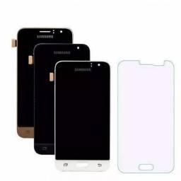 Tela Frontal Touch Display Samsung J1 J120 J200 J320 J4 J4 Plus J8 E Mais confira ja