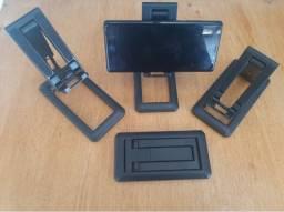 Suporte para celular de mesa dobravel retratil ajustavel