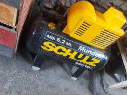 Título do anúncio: Compressor Schulz 120 libras
