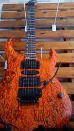 guitarra cort x6  *)