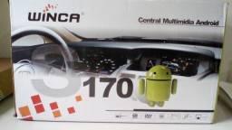 Central Multimídia Android Winca - Honda City 2015