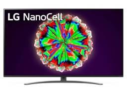 Título do anúncio: TV LG 4K NanoCell 55 polegadas