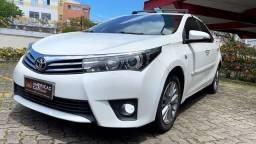Título do anúncio: Toyota corola  Altis Flex 2.0 top de linha 2016