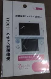 Título do anúncio: Película 3DS XL