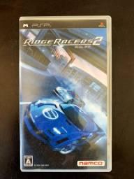 Jogo PSP Ridge Racers 2 JP