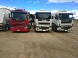 Caminhões Scania 114/380