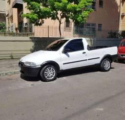 Título do anúncio: Fiat Strada com GNV
