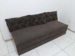 Título do anúncio: Sofá cama bicama 3 lugares