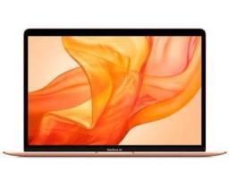 MacBook Air 13 intel i3 1.1GHz ssd 512gb 8g ram Dourado lacrado