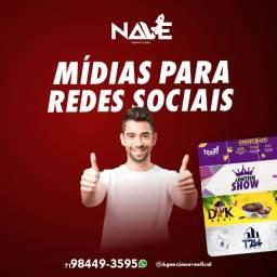 Mídias / Artes / Flyer para Redes Sociais