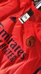 Título do anúncio: Camisas Times Europeus - 1º linha