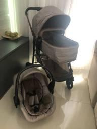 Vende se Carrinho Galzerano Olympus + bebê conforto