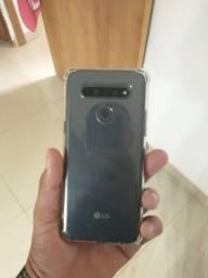 Título do anúncio: LG K41 S  top celular vende se
