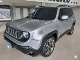Jeep Renegade Longitude 1.8 automático  - único dono