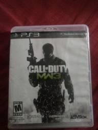 Jogo de PS3 Call of Duty MW3 Original.