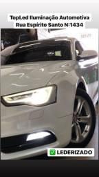 Audi Lampadas Led Premium+ Milhas 20000 Lumens