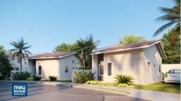 Título do anúncio: 51. Vende-se casa em condomínio na região do turú. entrada parcelada em 60x