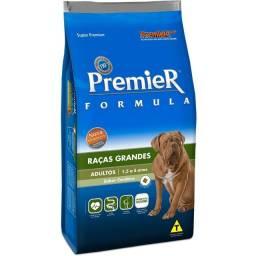 Título do anúncio: Ração Premier Cães Adultos Raças Grandes Sabor Cordeiro 15 KG