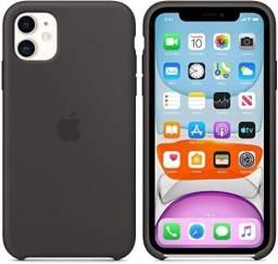 Título do anúncio: Case Cinza iPhone 11