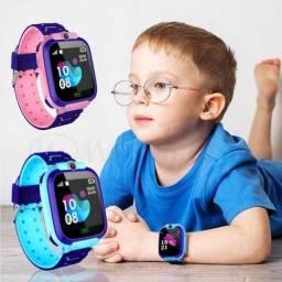 Título do anúncio: RELÓGIO SMARTWATCH INFANTIL KIDS COM GPS CÂMERA JOGOS E SOS