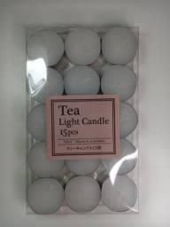 Velinhas de chá