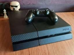 Playstation 4 vendo ou troco por PC