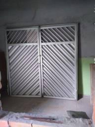 Título do anúncio: Portão de alumínio garagem