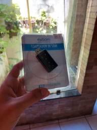 Placa de áudio USB 7.1
